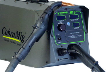 Mig Welder CobraMig 300 Plug and Play