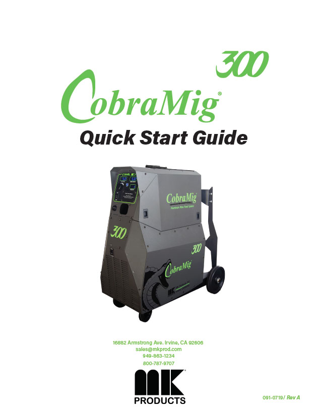 CM300 Quick Start Guide