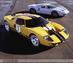 Ford GT40 Shelby